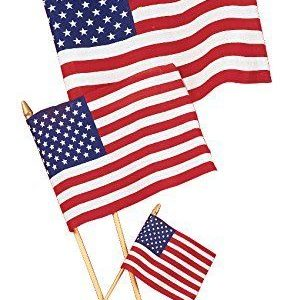 USA 12X18 Cloth Flag